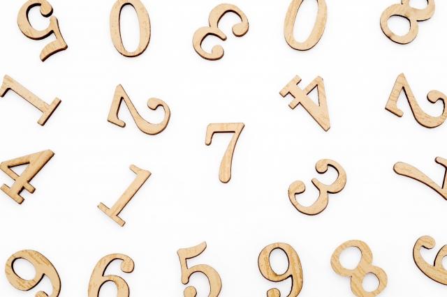 【姓名判断】画数の意味(1・11・21・31・41・51・61・71・81画)
